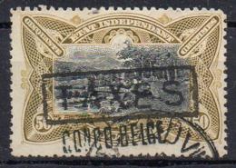 BELGISCH CONGO: COB TX 12 GESTEMPELD - Portomarken: Gebraucht