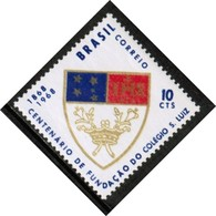 BRAZIL  Scott # 1082* VF MINT LH (Stamp Scan # 487) - Brazil