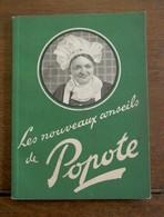 Oude Kookboek   Les Nouveaux Conseils  De POPOTE    PRODUITS   LIEBIG  In Franse Taal  Antwerpen - Recettes (cuisine)