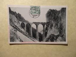 Albulabahn - Landwasser-Viadukt Bei Filisur (5004) - GR Graubünden