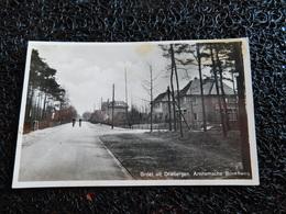 Groet Uit Driebergen, Arnhemsche Bovenweg, 1935  (P7) - Driebergen – Rijsenburg