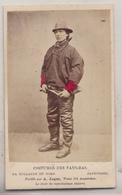 CDV - Costumes Des Pays-Bas - Zandvoort - A. Jager, Amsterdam - Oud (voor 1900)