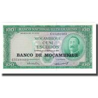 Billet, Mozambique, 100 Escudos, 1961-03-27, KM:117a, SPL - Mozambique