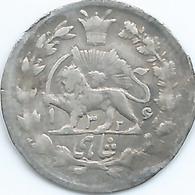 Iran - Mohammad Ali Qajar - AH1326 (1908) - 1 Shahi - KM1007 - Iran
