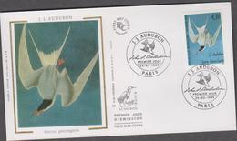 FRANCE 1 Env FDC Premier Jour N°YT 2931 - 25 Fev 1995 - Les Oiseaux De J.J. AUDUBON - Sterne Pierregarin - Otros