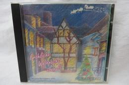 """CD """"Fröhliche Weihnacht überall"""" Bremen Im Schnoor 1993 - Weihnachtslieder"""