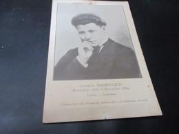 Albrecht Rodenbach - Ecrivains