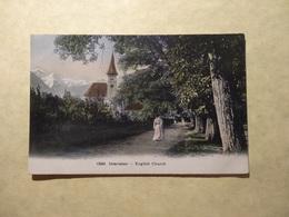 Înterlaken - English Church (5014) - BE Berne