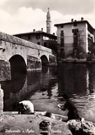 PALAZZOLO SULL'OGLIO (BS) - Ponte Vecchio - F/G - N/V - Vigevano
