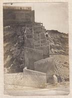 81119 PHOTO AMATEUR 1913 Dos Marseille Villas Explosions Mines ESTAQUE ? 12x17 - Lieux
