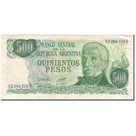 Billet, Argentine, 500 Pesos, KM:303b, TTB - Argentine
