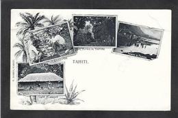 CPA Tahiti Océanie Polynésie Française Non Circulé Types - Tahiti