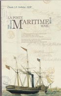 LA POSTE MARITIME BELGE   Par JP Delbeke  574 Pages Reliure + Jacquette Papier Glacé TB - Littérature