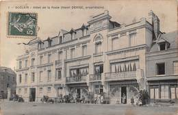 DUCLAIR - Hôtel De La Poste (Henri DENISE, Propriétaire) - Duclair