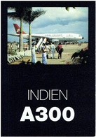 INDIAN AIRLINES - Airbus A-300 (Airbus Issue) - 1946-....: Moderne