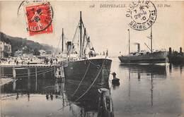 DIEPPEDALLE - Les Scieries - Bateau - Frankrijk