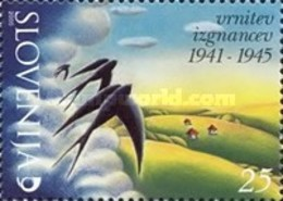 ESLOVENIA 2000 - SLOVENIE - RETORNO DE LOS REFUGIADOS - YVERT Nº 265** - Slovénie