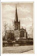 CPA - Carte Postale Royaume Uni -Stratford Upon Avon- Holy Trinity Church  VM2226 - Stratford Upon Avon