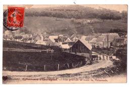 4145 - Egliseneuve D'Entraigues - Vue Générale Et Route De Picherande - L'Auvergne Pittoresque - N°1867 - - Francia