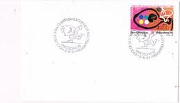 32307. Carta BARCELONA 1991. Olympic Games, Juegos Olimpicos Barcelona 92. TENIS, Tennis - 1931-Hoy: 2ª República - ... Juan Carlos I