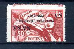 1945-46 VIETNAM DEL NORD N.1 - Viêt-Nam