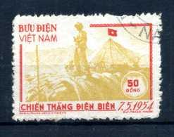 1954-56 VIETNAM DEL NORD N.78 USATO - Vietnam