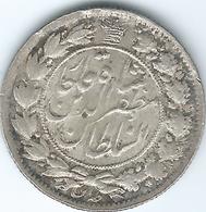 Iran - Mozaffar Al-Din - AH1322 (1907) - 2000 Dinars - 2 Qiran - KM975 - Iran