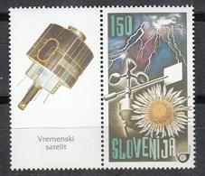 ESLOVENIA 2000 - SLOVENIE - HIDRO METEOLOROGIA - YVERT Nº 287** - Slovénie
