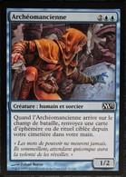 TRADING CARD - MAGIC - 2013 - 41 / 249 - Archéomancienne - Créature : Humain Et Sorcier - Commune - VF - Cartes Bleues