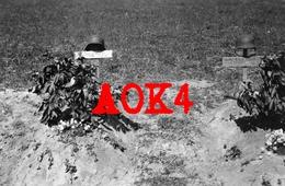 Adinkerke Nieuwpoort Koksijde De Panne 1940 Wehrmacht Lommel Graf Begraafplaats Friedhof Vormarsch IR 456 Dunkerque - Krieg, Militär
