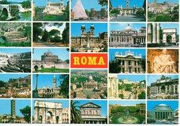 BELLISSIMA CARTOLINA ROMA E903 - Cartoline