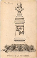 ORENS - VILLERS-COTTERETS - Buste De Demoustier      (112880) - Orens