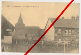 Sourbrodt - Ca. 1910 - Verlag Nic. Radermacher, Eupen - Verviers