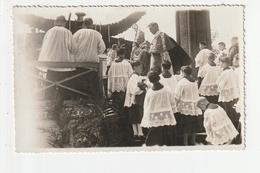 CARTE PHOTO - SAINT SERVAN - CONGRES EUCHARISTIQUE 16/07/33 - 35 - Saint Servan