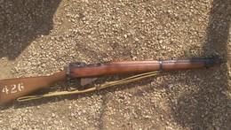 Fusil Lee Enfield MK1n°4 Anglais Ou Canadien - Armes Neutralisées