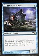 TRADING CARD - MAGIC - 2013 - 58 / 249 - Progéniture Kraken - Commune - VF - Cartes Bleues
