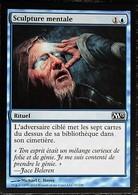 TRADING CARD - MAGIC - 2013 - 61 / 249 - Sculpture Mentale - Commune - VF - Cartes Bleues