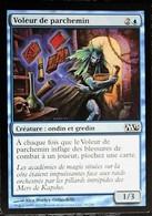 TRADING CARD - MAGIC - 2013 - 66 / 249 - Voleur De Parchemin - Commune - VF - Cartes Bleues