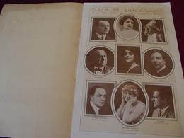Programme D'un Gala De Bienfaisance A VILLENEUVE SUR LOT ( D 47 ) Le 05.07. 1926 - Programs