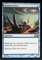 TRADING CARD - MAGIC - 2013 - 75 / 249 - Désinvocation - Commune - VF - Cartes Bleues