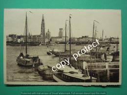 Anvers Antwerpen De Reede La Rade Maritime, Schepen Schip Boot - Antwerpen