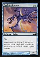 TRADING CARD - MAGIC - 2013 - 80 / 249 - Drakôn Des Vents - Commune - VF - Cartes Bleues