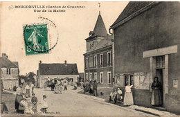 BOUCONVILLE - Vue De La Mairie    (97 ASO) - Other Municipalities