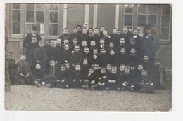 CARTE PHOTO - VITRY SUR SEINE - ECOLE - 2ème CLASSE - HIVER 1906 - 94 - Vitry Sur Seine