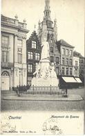 8VL-888: Courtrai  Monument De Haerne Nels, Série 41 N 10 - Kortrijk