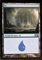 LOT 3 TRADING CARDS - MAGIC - 2013 - 236 / 249 - Terrain De Base : île - Commune - VF - Terrains