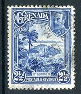 Grenada 1934-36 KGV Pictorials - 2½d St George's Used (SG 139) - Grenada (...-1974)