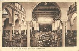 """Alger (Algerie) Hotel """"St. George"""" La Salle Des Fetes - Algeri"""