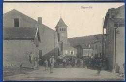 BAYONVILLE     Animées       écrite En 1916 - Autres Communes
