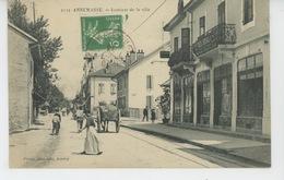 ANNEMASSE - Intérieur De La Ville - Annemasse